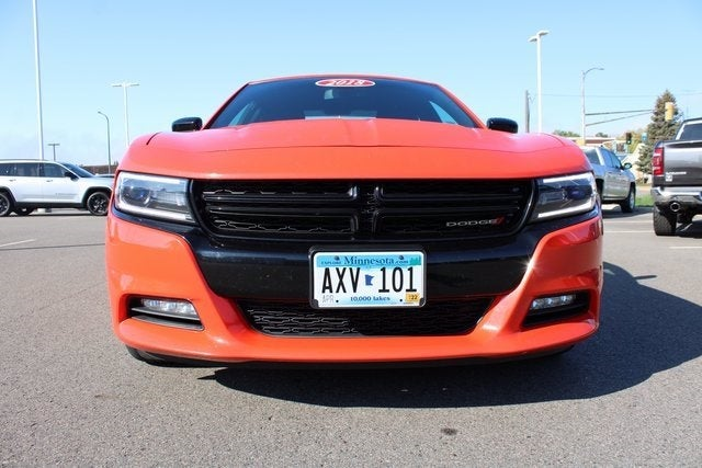 Used 2018 Dodge Charger GT with VIN 2C3CDXJG5JH126717 for sale in Virginia, Minnesota